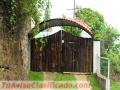 Cabaña casa de campo oferta