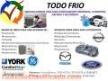 TODO FRIO EN AIRES ACONDICIONADO RESIDENCIAL Y AUTOMOTRIZ