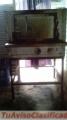 Vendo horno industrial para panaderia