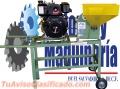 PICADORAS ENSILADORAS PENAGOS PP-300 CON MOTOR. AGRO. GANADERIA. MOTORES Y MAQUINARIA