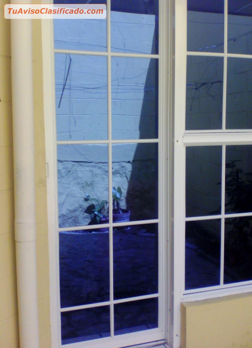 Dise os ampliaciones construcci n remodelaciones para for Disenos de puertas de vidrio