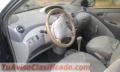 Toyota yaris echo 2001 automático 4 puertas