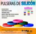 Pulseras de Silicon