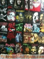 Estampados y venta de camisetas anime rock publisidad