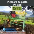 PICADORA DE PASTO PP-300 PENAGOS