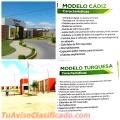Nuevas viviendas en El Salvador