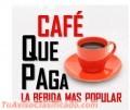Toma café y gana dinero con tus conocidos!!