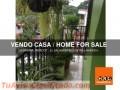 VENDO CASA/HOME FOR SALE-LA SABANA-MERLIOT-EL SALVADOR