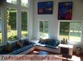 Preciosa Casa de Playa en La Veraneras, diseño exclusivo