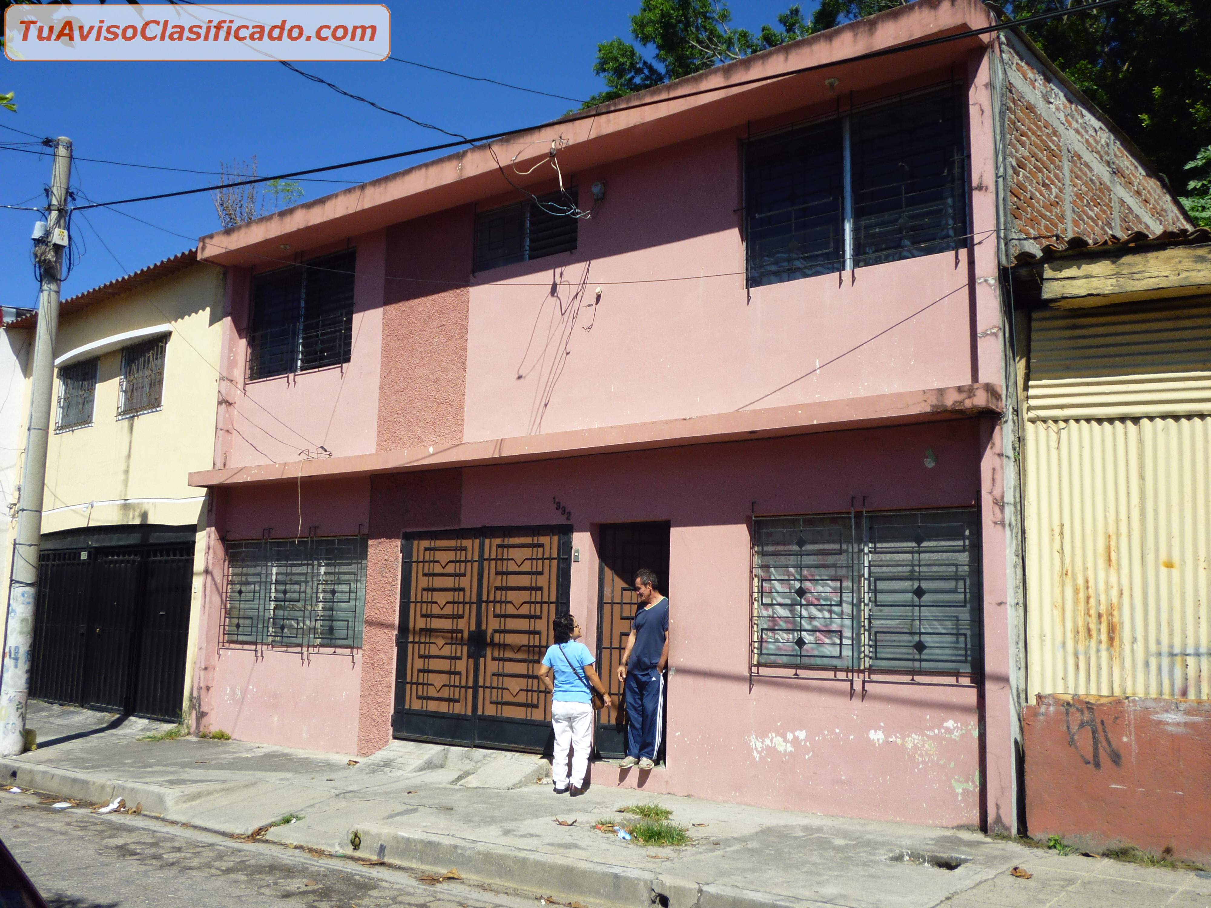 Venta de casa en colonia los arcos san salvador inmuebles y pro - Apartamentos en colonia ...