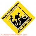 Disfruta de tus vacaciones con Multiturismo!!
