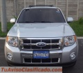 FORD ESCAPE LIMITED AÑO 2012