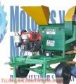 DESGRANADORAS DE MAIZ Y MAICILLO CON MOTOR DIESEL DE 30HP