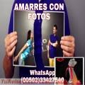 AMARRES Y HECHIZOS CON FOTOGRAFIAS (00502)33427540