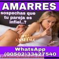 AMARRES TEMPORALES - AMARRES PERMANENTES, BRUJO ANSELMO (00502)33427540