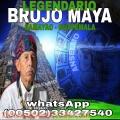BRUJO MAYA CON MAS DE 15 AÑOS DE EXPERIENCIA EN AMARRES DE AMOR (00502)33427540