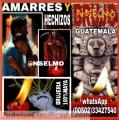 AMARRES HECHIZOS Y CONJUROS DE AMOR )00502)33427540
