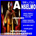 AMARRES NEGROS,ANSELMO BRUJO DE GUATEMALA (00502)33427540